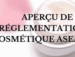 Aperçu de la réglementation cosmétique Asean