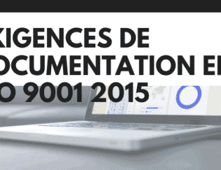 Exigences de documentation ISO 9001 2015