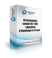 Package documentaire ISO 17025 version 2017