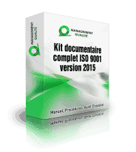 ISO 9001 2015 package