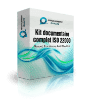 Package documentaire ISO 22000 version 2018