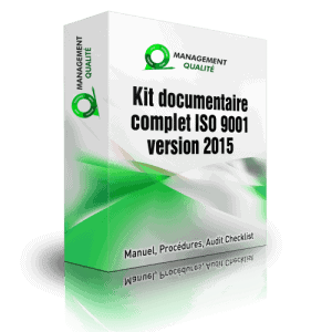 Package documentaire ISO 9001 version 2015
