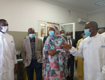 Mali : Le Centre d'Infectiologie Mérieux a été accrédité à la norme ISO 15189